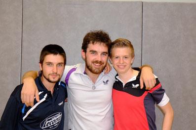 La Gold Team pour le triplé vainqueurs des 24 heures 2015