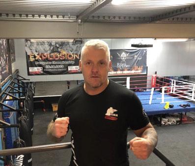 SALBER Jorge instructor FDKM Brunsumm - Holland