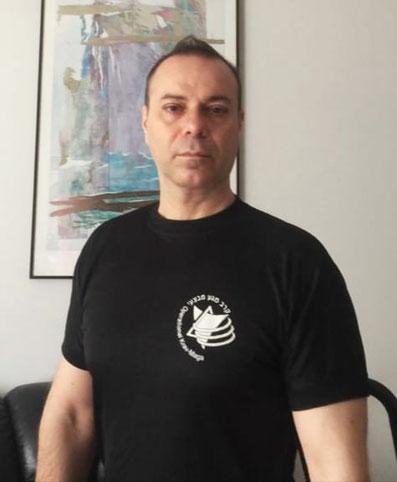 Filippi Giovanni instructor FDKM Lima - Perù