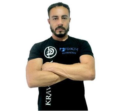 Felipe Osorio Cardona instructor FDKM Pereira - Colombia
