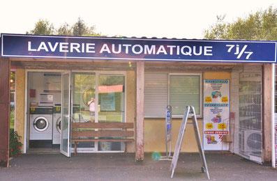 laverie automatique à Gastes (40160)