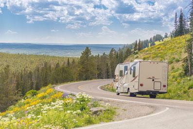 Wohnmobil und Camper Versicherungen für die Anmietung