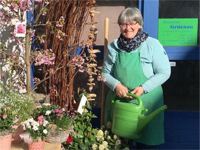 Irene Buchmann möchte ihr Geschäft in neue Hände übergeben. Bild: Tudor Dialog