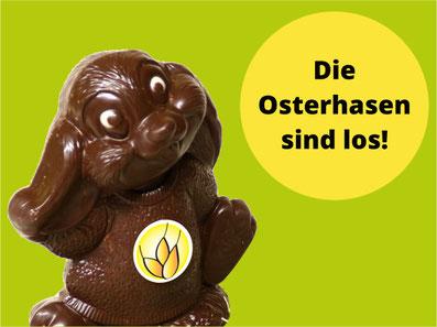 Finde die Osterhasen auf bunts.ch und gewinne eine feine Überraschung!