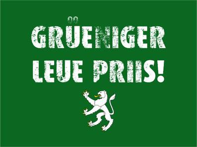 Besondere Verdienste in Grüningen sollen geehrt werden. Bild: bunts.ch