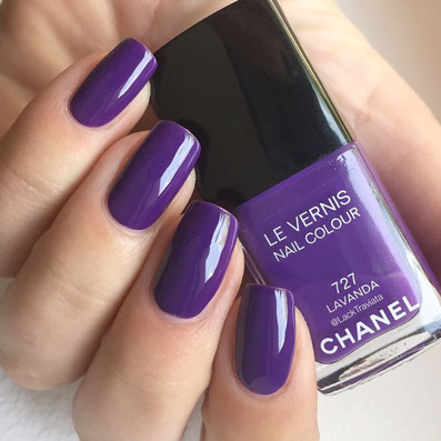 SWATCH CHANEL LAVANDA 727 by LackTraviata