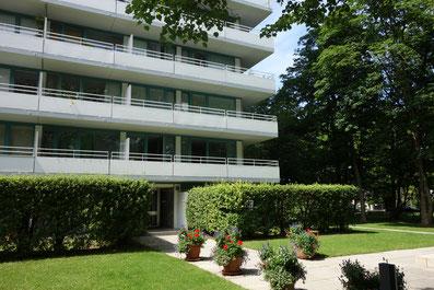 Haus am englischen Garten München