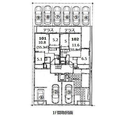 新築・南8西13 A棟・ペット可・賃貸ギャラリー