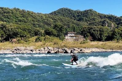 鈴鹿山脈の天然水で涼を楽しむ