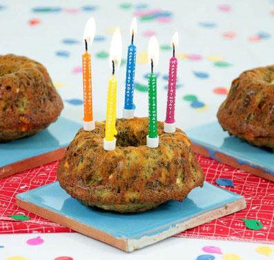 Brennnessel-Muffins