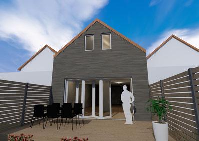 3D ontwerp aan- en opbouw Middelburg