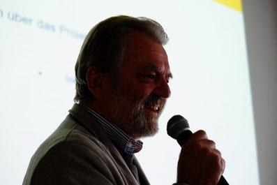 Michael Bleks berichtet über die jüngsten Entwicklungen in Baumgartsbrunn