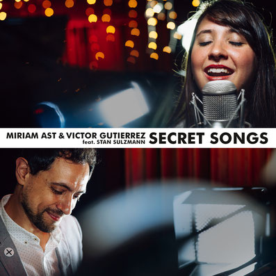 Album officially out now - Miriam Ast - Jazz Vocalist