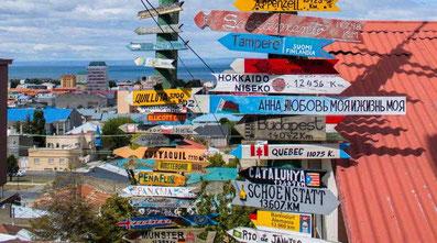 - Punta Arenas -