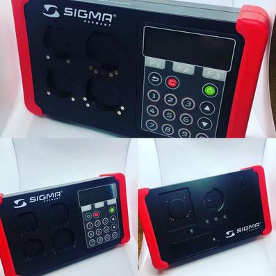 Sigma Germany Diagnose- und Einstellungscompuer