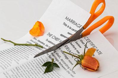 Baufinanzierung bei Scheidung - Lösungen