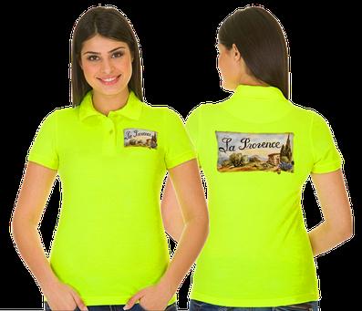 T-shirt Provence, woman