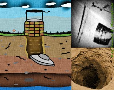 Ein sagenhafter Fund in Estland. In einem Brunnenschacht wurde zu Sowjet-Zeit ein mysteriöses Objekt entdeckt. Das Material, woraus es bestand, war nahezu unbekannt. Bis heute weiß man nicht, ob es ein UFO oder etwas anderes ist.