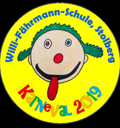 Grafik: WFS Stolberg / Clown: Schülerwettbewerb M1