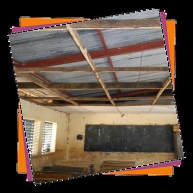 Chispas Amazonicas -  École au Burkina Faso