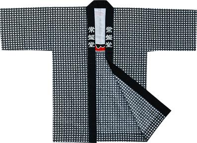 普段活動されている祭り半纏を羽織ってご参加ください。