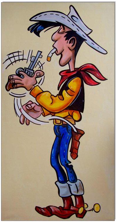 Lucky Luke The Gunslinger