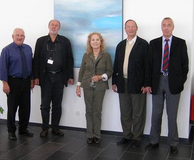 Ernst Mauch - Ralph Herrmann - Ulla Höpken - Jürgen Beckmann - Dr. Dirk Holzknecht