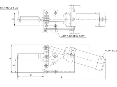 Zeichnung CH-10101-A