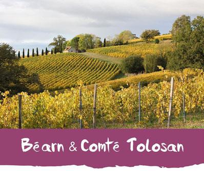 Béarn et comté Tolosan Tourisme Nord Béarn Madiran