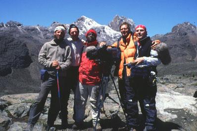 Mount Kenya 2004