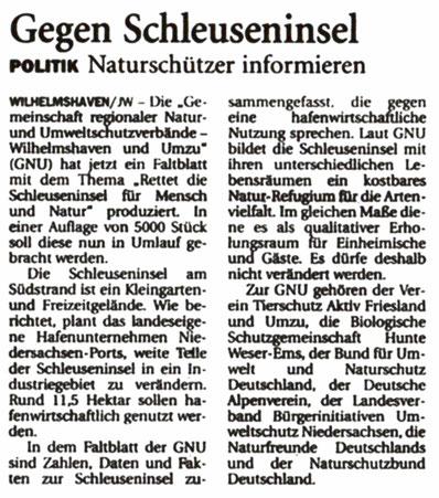 Jeversches Wochenblatt v. 12.8.2014