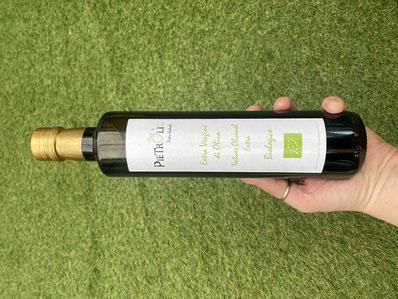 Pietrolio Extravergine bio natives kapgepresste oliven Olivenöl Extra Natives Olivenöl Vegan feinkost Santamaria Luca Ölivenöl