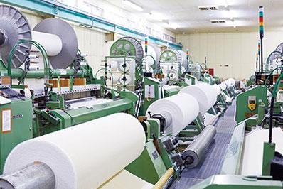 ホットマンで稼働時間の工場
