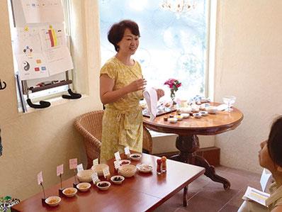 野村さんの優しい語り口が、薬膳を更に身近なものにしてくれます。