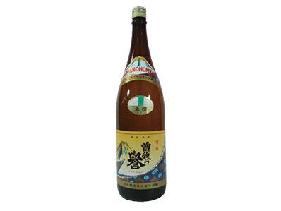 代表銘柄「曽我の誉」は、選び抜いた米に酒匂の水、四段仕込みというこだわりを凝縮した味わい。