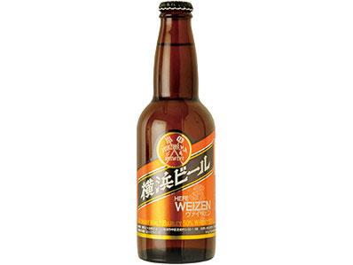 バナナやクローブのような香りが楽しめる「ヴァイツェン」ビールが苦手な女性からも人気が高い。
