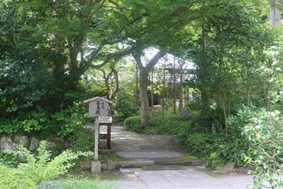 協力:浄妙寺喜泉庵 浄妙寺境内にあり大正年間(1573年~1592年)に建てられた茶室。