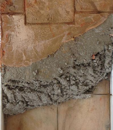 コニファー タフテックス 評判 口コミ デザインコンクリート スタンプコンクリート 庭 外構 エクステリアデメリット 失敗 劣化 剥がれ はがれ 色落ち 色褪せ 耐久性 経年変化