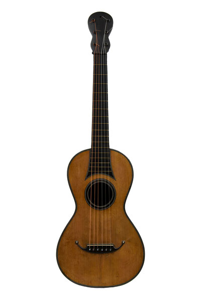 Petitjean l'Aîné - guitare romantique