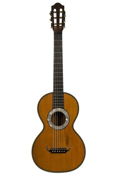 Cabasse Visnaire - guitare romantique
