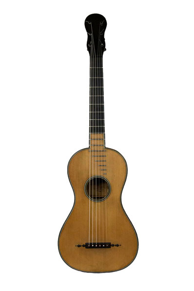 Blaise Mast - guitare romantique