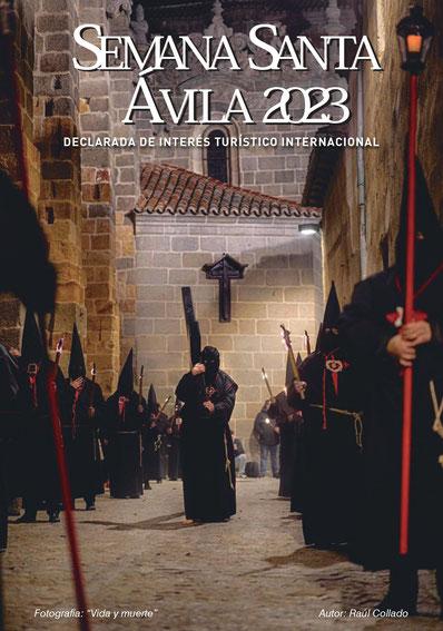 Programa y Procesiones de la Semana Santa de Ávila