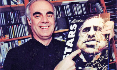 Textautor Michael Lang 1997