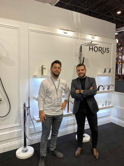 Fabricant français Horus plomberie haut de gamme qualité Rennes le rheu Mordelles