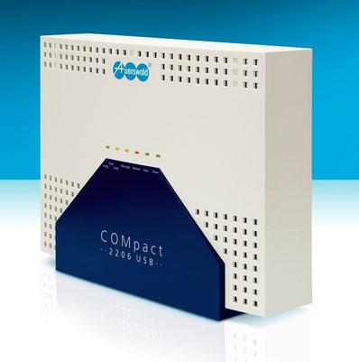 Auerswald COMpact 2206 USB Telefonanlage inkl MwSt.