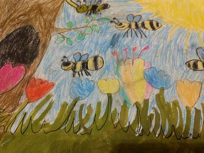 Eines der Gewinnerbilder: Zaharijas, 7 Jahre alt