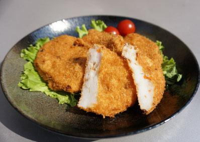 栄養満点!野菜入り天ぷら