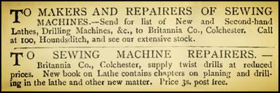 1889  advertisement