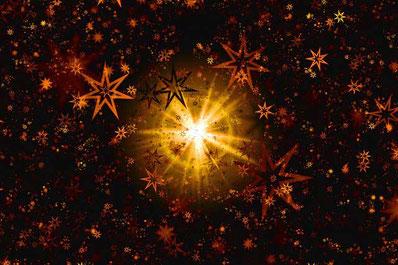 """Weihnachtsgedichte: """"Stern der Sehnsucht"""""""