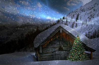 Weihnachtsgedichte: Von guten Mächten wunderbar geborgen